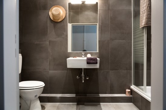 bathroom Schönhauser Allee 126a