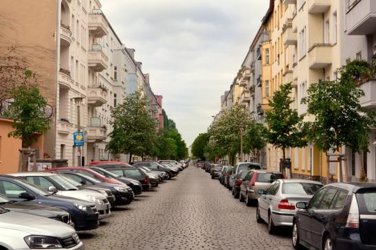 PRENZLAUER BERG Schönhauser Allee 126a street