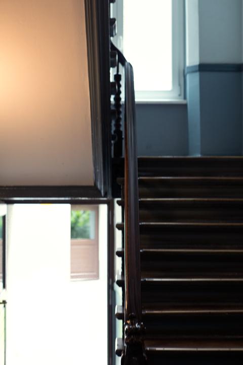 PRENZLAUER BERG staircase Schönhauser Allee 126a
