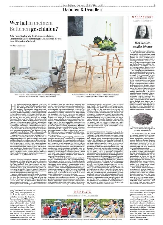 Home Staging_Berliner_Zeitung_22_23_Juni kopia