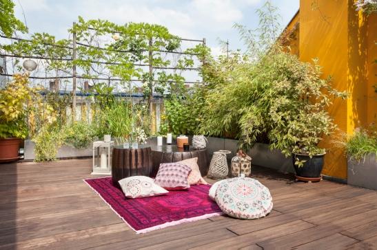 Oase Terrassen oase terrasse | fantastic frank berlin