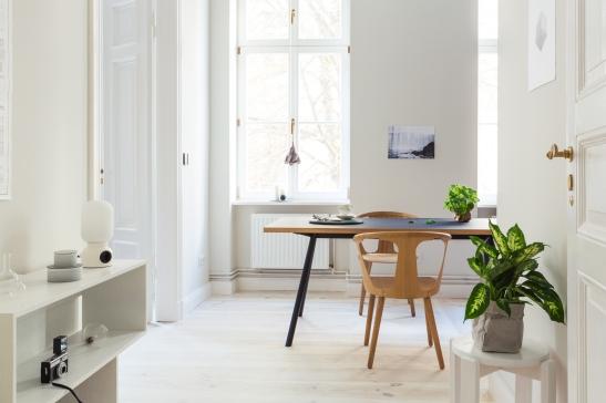 Küche Altbau Esstisch &Tradition Poster New Tendency Fantastic Frank Immobilienagentur