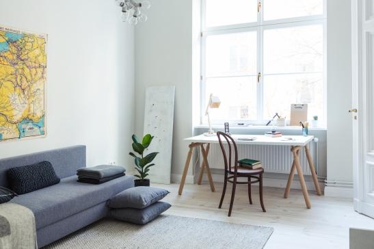 Wohnzimmer Thonet Stuhl Schreibtisch New Tendency Fantastic Frank Immobilienagentur