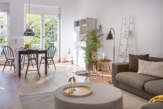 Livingroom in Berlin FRIEDRICHSHAIN