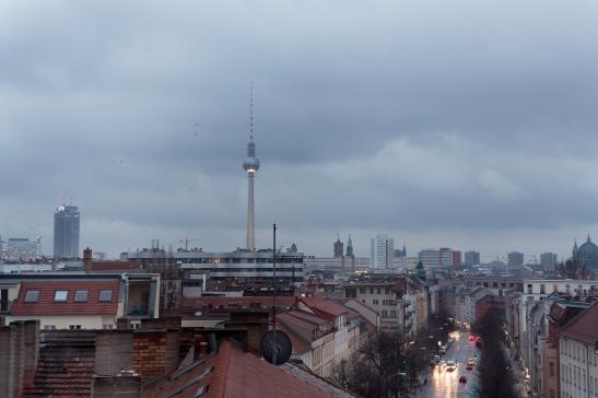 Alexanderplatz Fantastic Frank Berlin